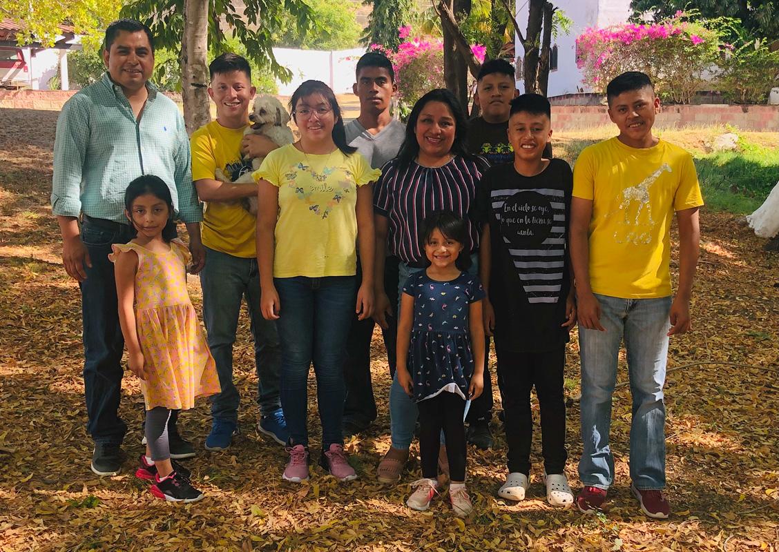 The Patzan-Cotzojay Family