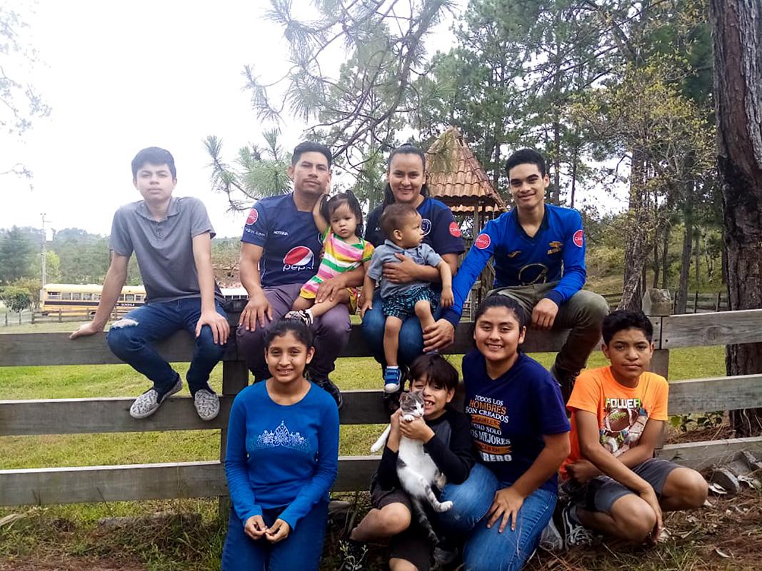 The Amaya Family
