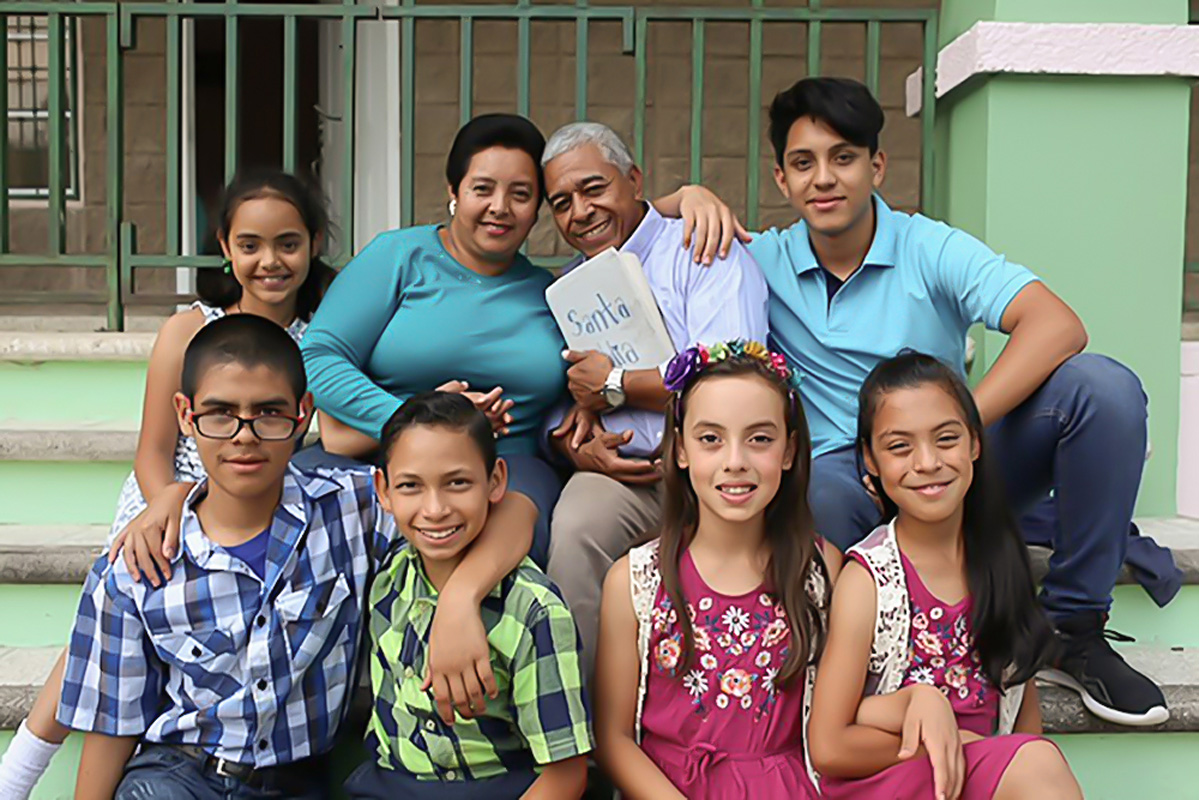 The Salgado Family