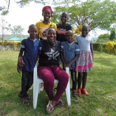 Paulyne Juma's Family