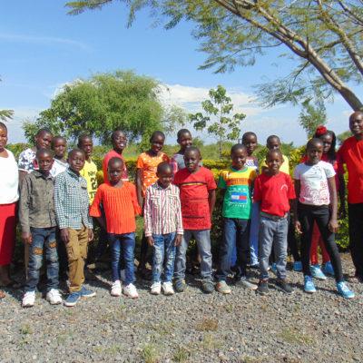 Vincent & Rose Juma's Family
