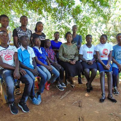 The Mbugua Family