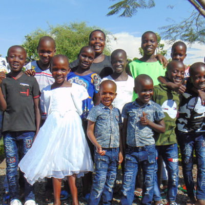 The Nyongesa Family